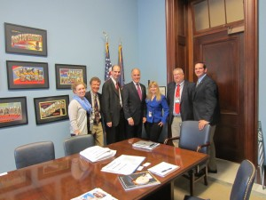 The PA NAMM Delegation with Senator Casey